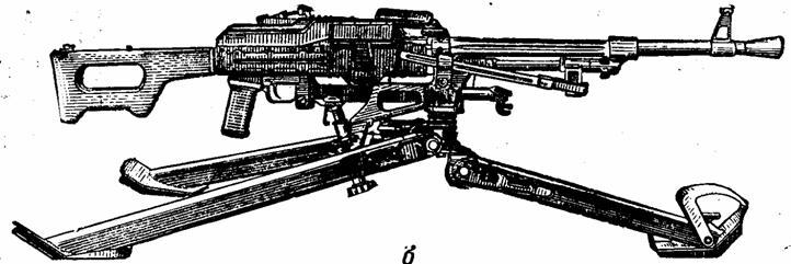 ПКМС - это пулемет ПКМ,